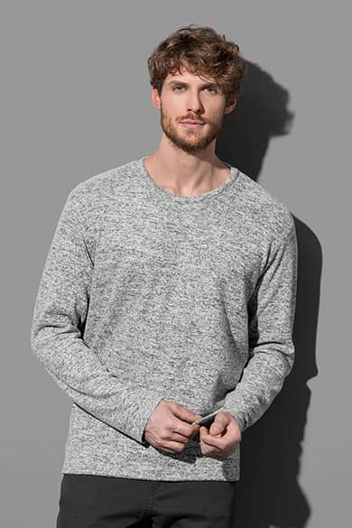 Long sleeve pullover for men